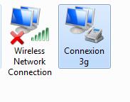Choix connexion
